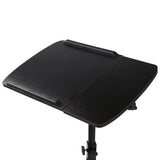 Rotating Mobile Laptop Adjustable Desk Black - OZZIEBARGAINS