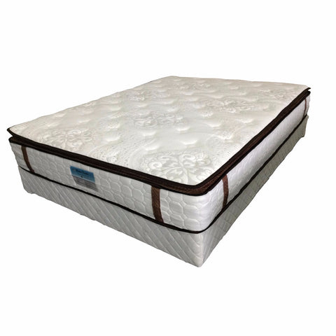 Exclusive Eurotop Roll Mattress Double - OZZIEBARGAINS