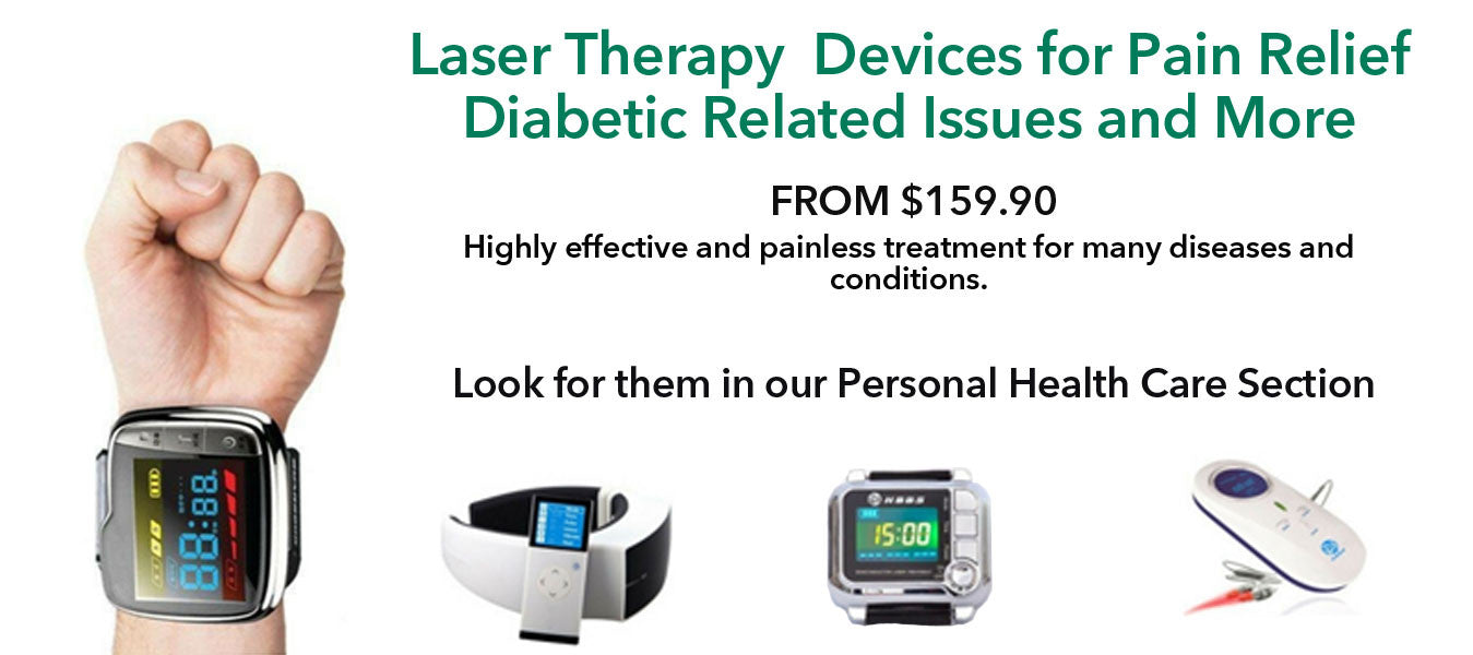 laser therapy electronics
