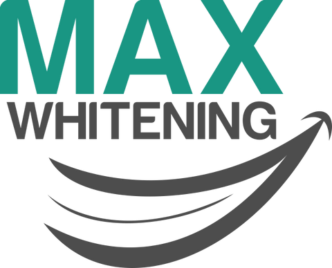 Max whitening teeth logo