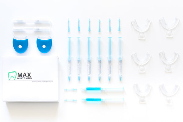 Family Teeth Whitening Kit + 2 Whitening Pens