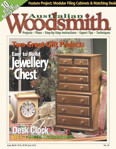 Issue 32 Australian Woodsmith