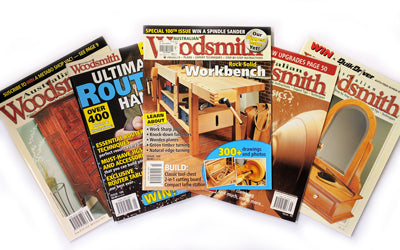 BACK ISSUES OFFER - 4 or more Back Issues at $5 each!