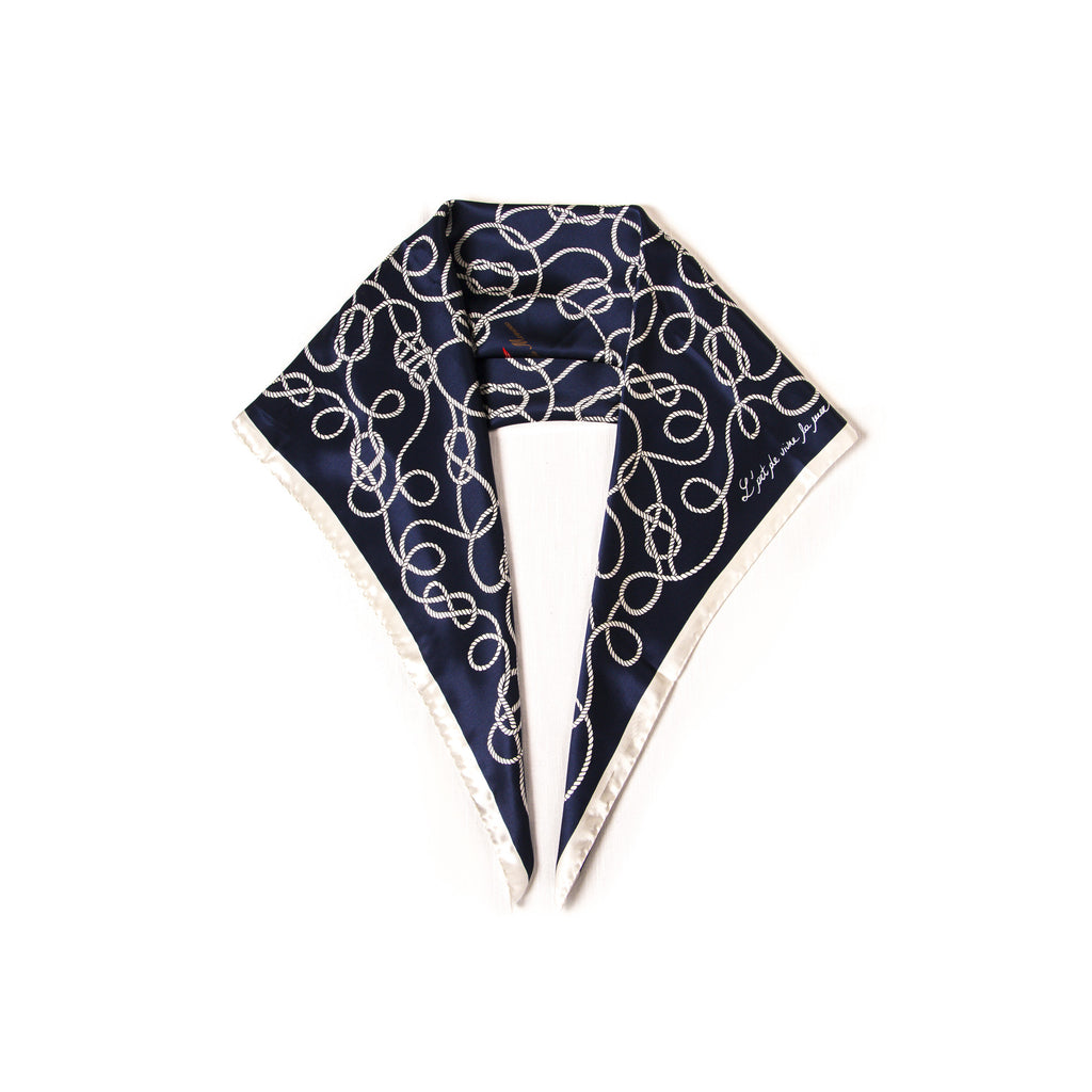Scarf - Sailing Knot