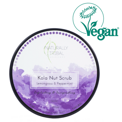 EXOTIC Kola Nut Scrub