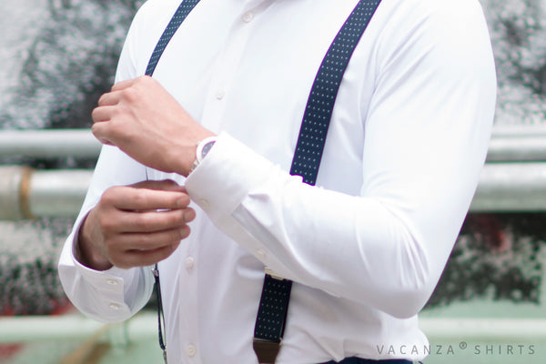 Men's High-Performance Dress Shirt
