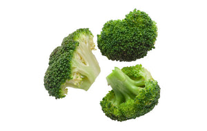 Steamed Broccoli: 4 oz.