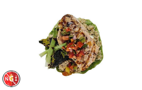 Grilled Chicken Chili Verde