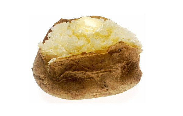 Baked Potato: 4 oz.
