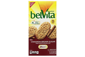 belVita Bars - Qty: 25