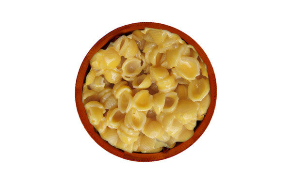 Lite Mac & Cheese: 4 oz.