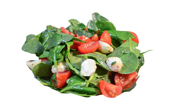Spinach Salad: 4 oz.