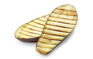 Grilled Eggplant: 4 oz.