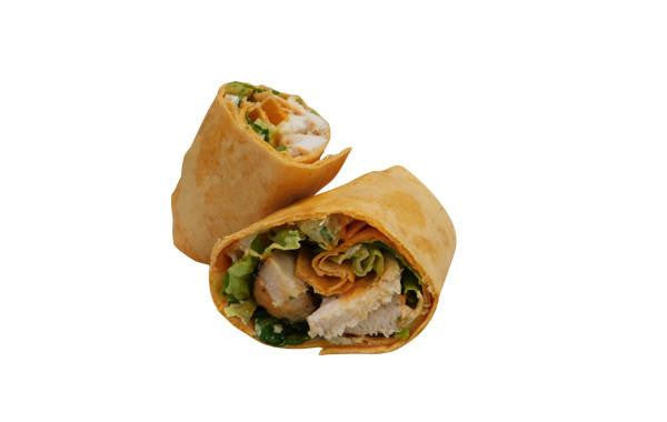 Cold Cut Buffalo Chicken Wrap