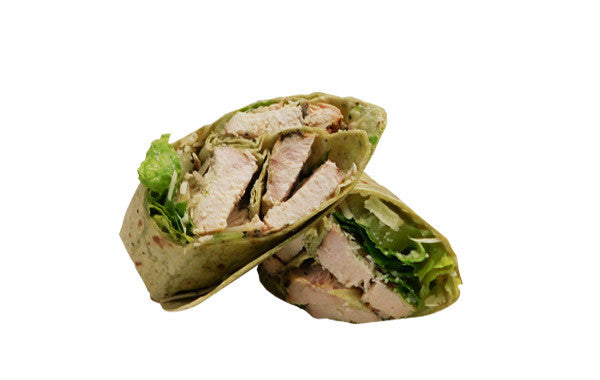 Grilled Chicken Caesar Whole Grain Wrap
