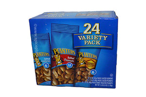 Planters Variety Packs - Qty: 24