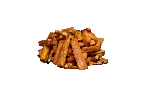 Sweet Potato Fries: 4 oz.