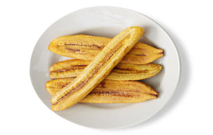 Baked Plantains: 4 oz.