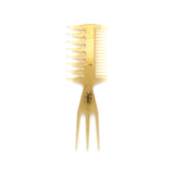 "Apestomen Professional ""Trifecta"" Comb (Gold)"