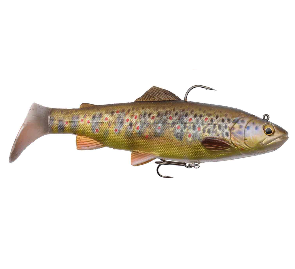 Savage gear 4d rattle trout fishing tackle ireland for Trout fishing supplies