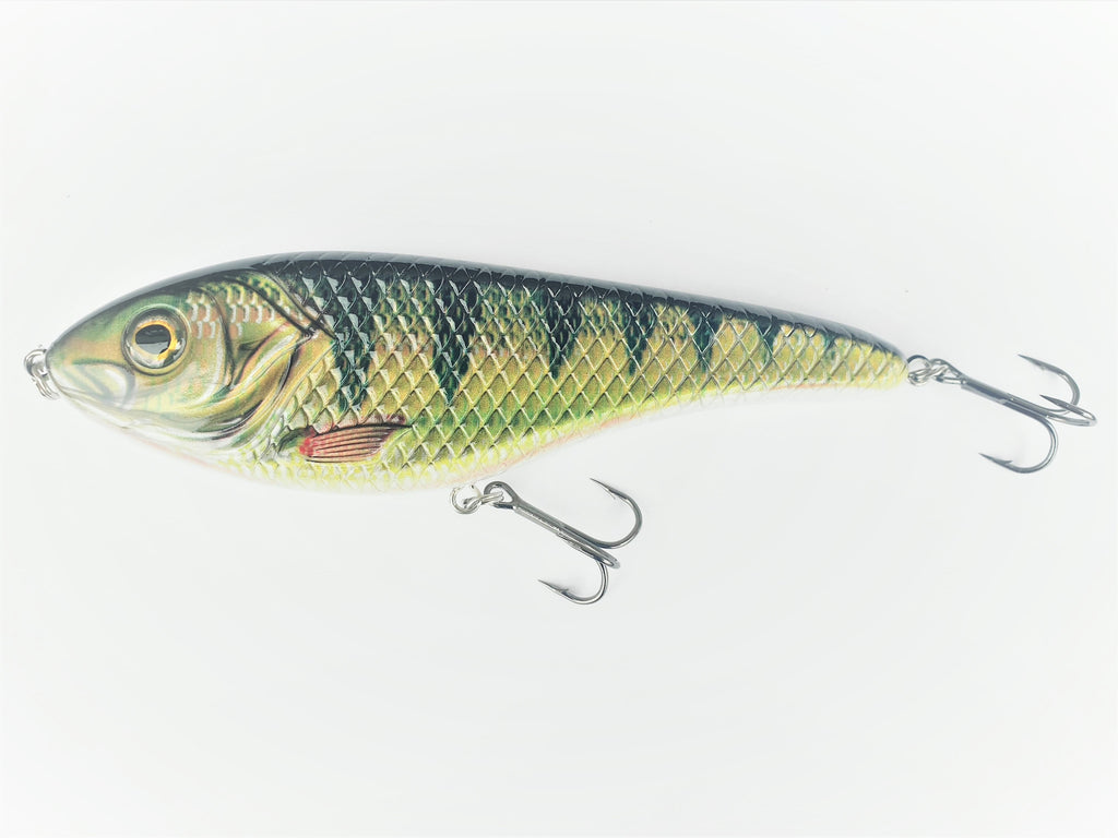 Shamrock Tackle 6inch Jerkbait
