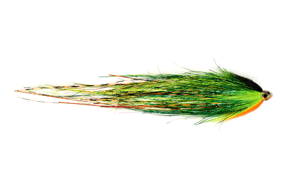 Fulling Mill Pike Tube Fly Firetiger