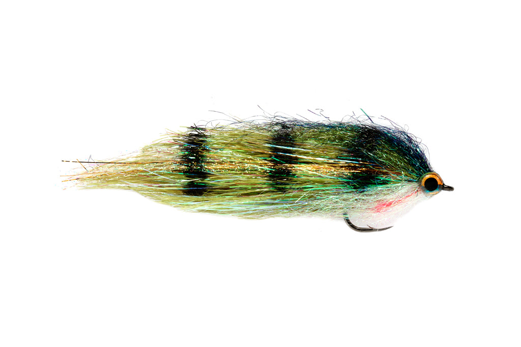 Fulling Mill Clydesdale Green Perch