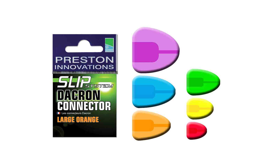 Preston Innovations Dacron Connectors