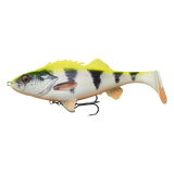 Savage Gear 4d Perch Shad 17.5cm