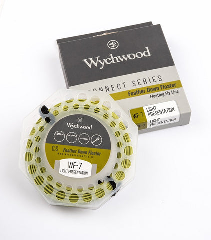 Wychwood Feather Floater Fly Line