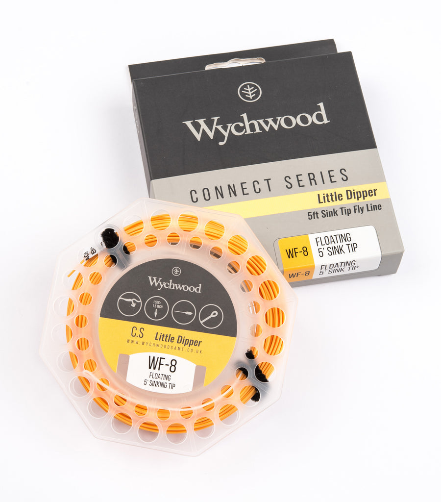 Wychwood Connect Little Dipper Sink Tip Fly Line