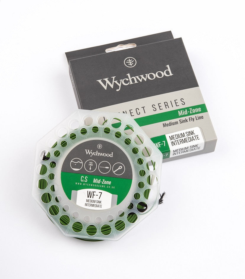 Wychwood Connect Series Mid Zone Fly Line
