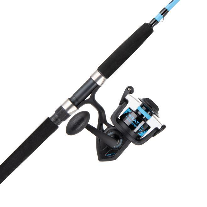 Penn Wrath 9foot Spin Combo 30 to 60gram