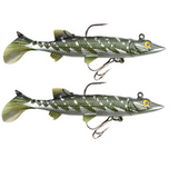 Spro Super Natural Pike 2 Pack 14cm