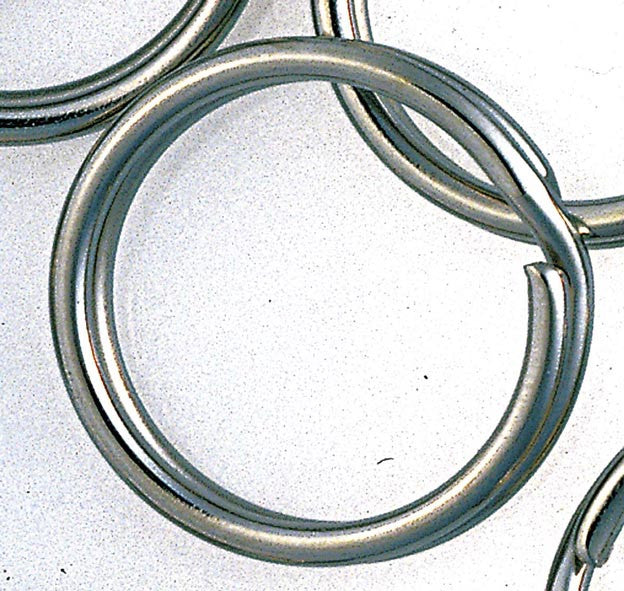 Iron Claw Split Rings