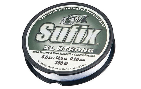 Sufix XL Strong Monofilament Line