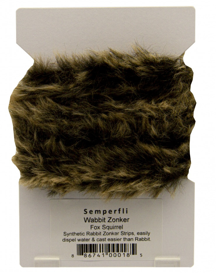Semperfli Synthetic Rabbit Zonker