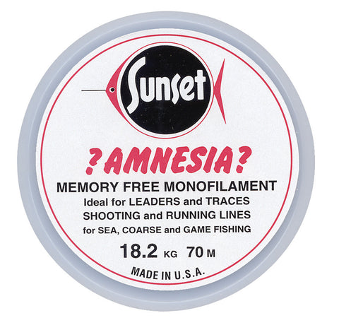 Sunset Amnesia Line