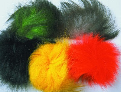 Veniard Arctic Fox Tail Piece