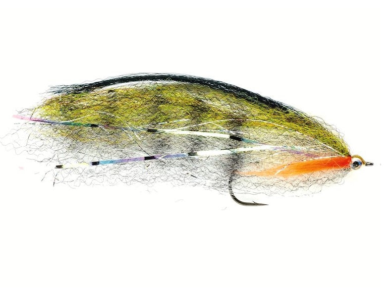 Fulling Mill BC Perch Pike Fly