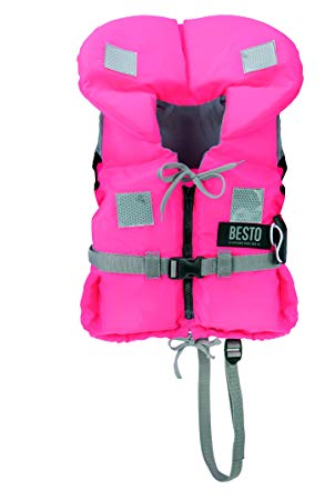 Besto Padded Kids Lifejackets Pink