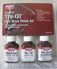 Birchwood Tru-Oil Gun Stock Finish Kit