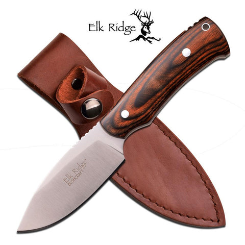 Elk Ridge Fixed Blade Knife 551DW
