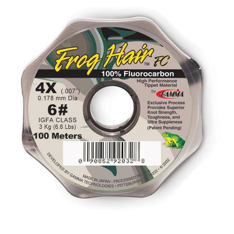 Black Knight Frog Hair Fluorocarbon