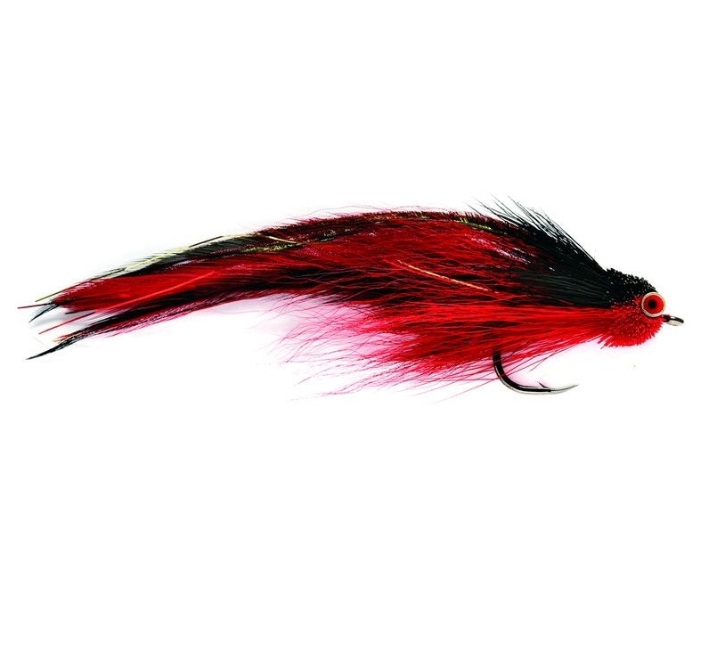 Fulling Mill Andino Deciever Red/Black Fly