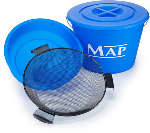 Map 25L Bucket Set