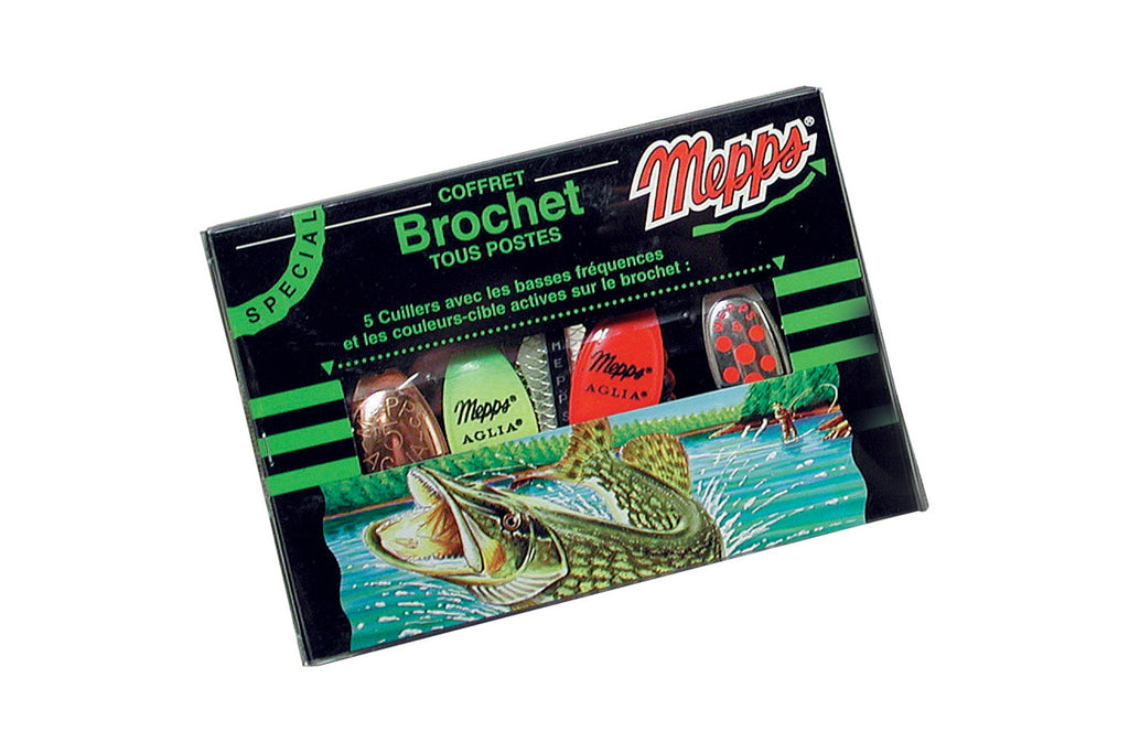 Mepps Pike Kit