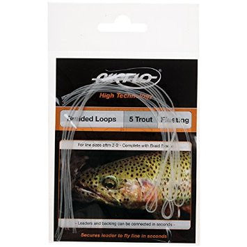 Airflo Braided Loops Salmon