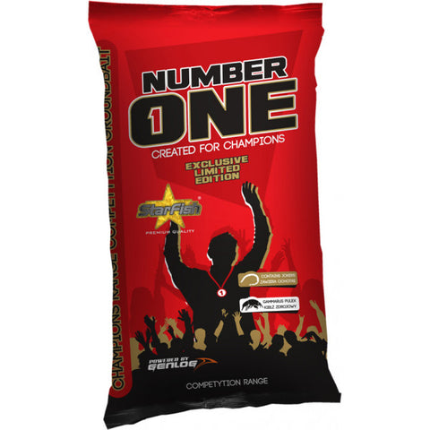 Starfish Number One Groundbait 1kg Bag