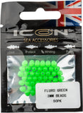 Icon 3mm Beads